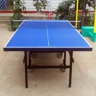 High-grade Wheeled Folding Table Tennis Table
