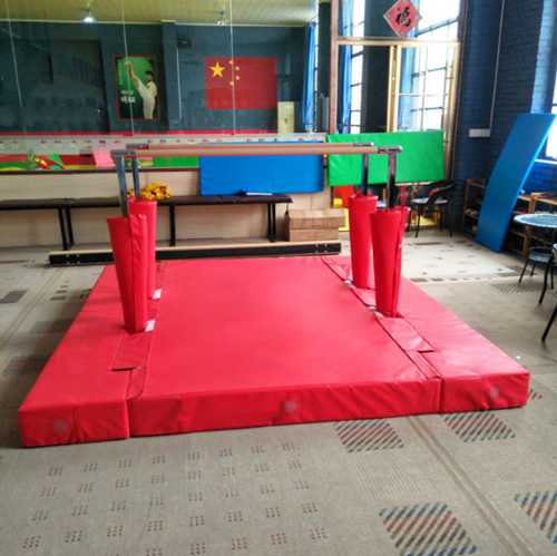 Adjustable Gymnastics Training parallel bars for Junior