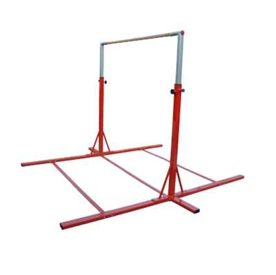 2019 new hot height adjustable gymnastic horizontal bar for sale